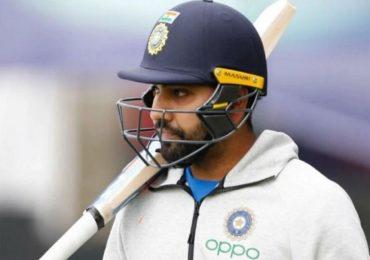 विराट-अजिंक्यऐवजी रोहित शर्माकडे कसोटी संघाचं नेतृत्व सोपवा; ऑस्ट्रेलियाच्या माजी कर्णधाराचा सल्ला
