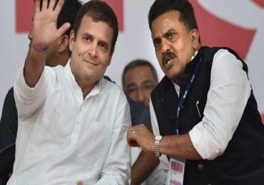 'भाजप तामिळनाडू, प. बंगालमध्ये निवडणूक लढतोय आणि आमचे नेते आपसांत'! संजय निरुपमांचा काँग्रेसला घरचा आहेर