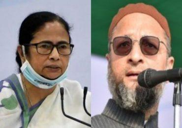 ममता बॅनर्जींचा असदुद्दीन ओवेसींना झटका, अनेक नेत्यांचा MIM ला रामराम ठोकत TMC मध्ये प्रवेश