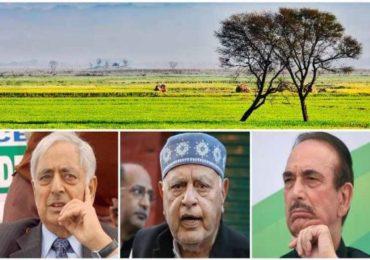 जम्मू काश्मीरमध्ये 25,000 कोटींचा जमीन घोटाळा, नेते, मंत्री, अधिकारी आणि व्यापाऱ्यांच्या नावांचा समावेश