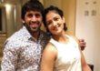 Photo : 'वेडिंग बेल्स '; बजरंग पूनिया आणि संगिता फोगाट अडकणार लग्न बंधनात