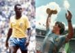'एक दिवस आम्ही दोघं आकाशात एकत्र फुटबॉल खेळू', माजी फुटबॉलपटू पेले यांची मॅरेडोना यांना श्रद्धांजली