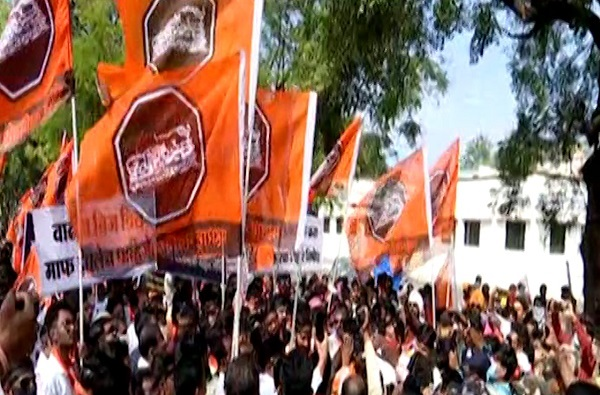 Police File complaint against MNS workers in Shirdi for vandalizing electricity office