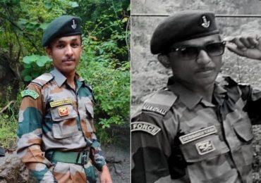 जम्मूमध्ये दहशतवादी हल्ल्यात महाराष्ट्राच्या सुपुत्राला वीरमरण, अवघ्या 20 व्या वर्षी गमावले प्राण