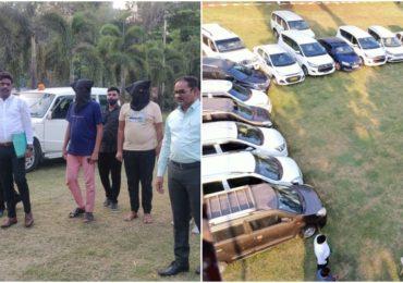 दुबईचं सीमकार्ड वापरत बंगळुरुतून रॅकेट ऑपरेट, नवी मुंबई पोलिसांची आंतरराज्यीय वाहनचोर टोळीला अटक