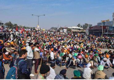 Farmer Protest   केंद्र सरकारकडून अपमान, चार-पाच महिने आंदोलन करु, शेतकऱ्यांचा इशारा