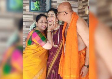 Sai Lokur Wedding | शुभमंगल सावधान! अभिनेत्री सई लोकूर विवाहबंधनात