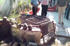 child found dead Amravati