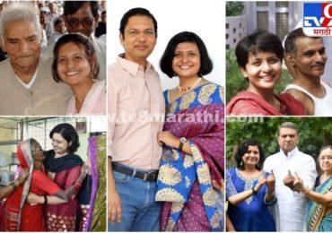 Photos : समाजसेवेचा अविरत वसा घेणाऱ्या आमटे कुटुंबातील तिसऱ्या पिढीच्या 'डॉ. शीतल आमटे-कराजगी'