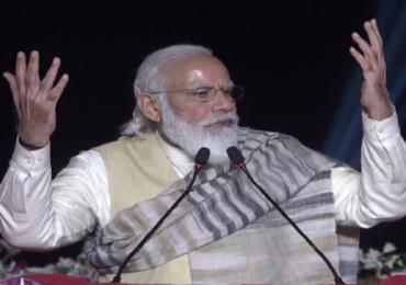 LIVE | पंतप्रधान नरेंद्र मोदी वाराणसी येथून लाईव्ह