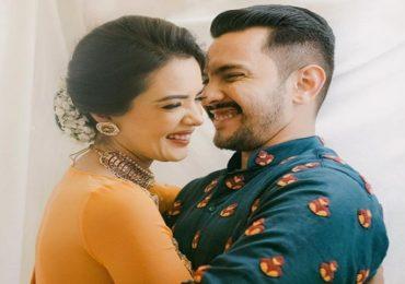 Aditya Narayan | आदित्य आणि श्वेताच्या लग्नाचे सोहळे सुरू, फोटो शेअर करताच सोशल मीडियावर शुभेच्छांचा वर्षाव!