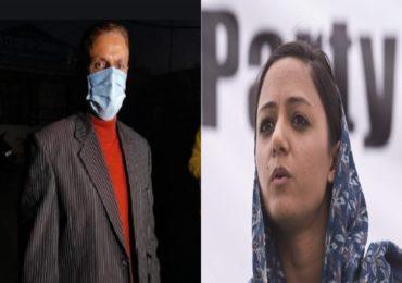 JNUची माजी विद्यार्थिनी शेहला रशीदवर वडिलांचे गंभीर आरोप, मुलगी देशविरोधी कारवायांमध्ये सहभागी असल्याचा दावा
