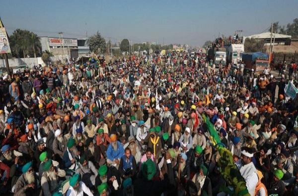 शेतकरी आणि केंद्र सरकारमधील चर्चा फोल, सातव्या दिवशीही आंदोलन सुरुच, दिल्लीतील आंदोलनाचा नाशिक जिल्ह्याला फटका