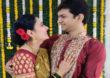 PHOTO | लग्नानंतर सई लोकूर-तिर्थदीप रॉयचं 'Couple Goal' फोटोशूट, पाहा खास फोटो…