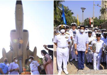'तरुणांना देशसेवेला प्रेरणा मिळणार', आदित्य ठाकरेंच्या हस्ते हॅरियर स्मारक मुंबईला समर्पित