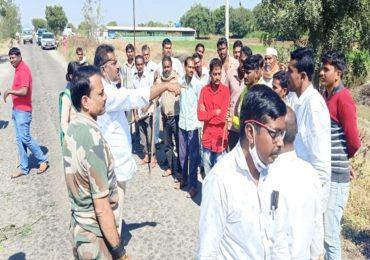 बीडमध्ये बिबट्याची दहशत, आठ दिवसात तिघांचा मृत्यू, 6 जण जखमी