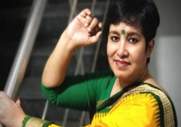 Taslima Nasreen | चित्रपटसृष्टी सोडणाऱ्या कलाकारांना लेखिका तस्लीमा नसरीन यांचा टोला, म्हणाल्या...