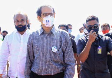 CM Uddhav Thackeray Aurangabad Visit LIVE | 1 मे 2021 पर्यंत नागपूर ते शिर्डी समृद्धी महामार्गावरील प्रवास सुरु होणार : मुख्यमंत्री