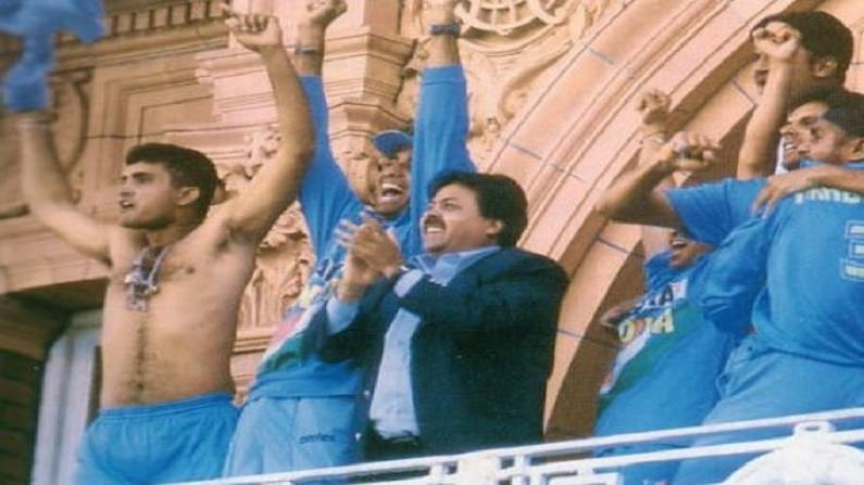 Sourav Ganguly lords