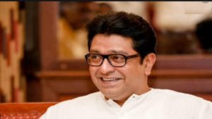 Raj Thackeray First Tweet