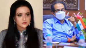 Amruta Fadnavis allegations on CM Uddhav Thackeray