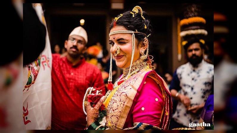 Sidharth Chandekar, Wedding