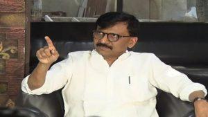 sanjay raut ,Maharashtra-Karnataka Border Dispute