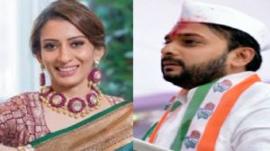 Vishajeet kadam And Swapnali Kadam