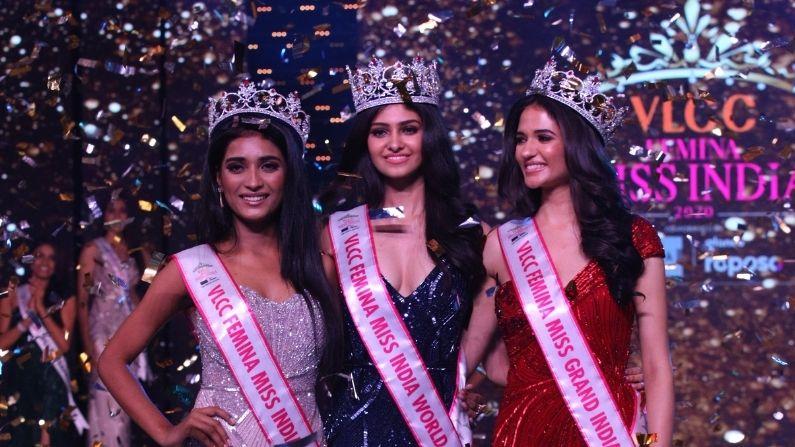 Mansa-Varanasi Miss India 2020