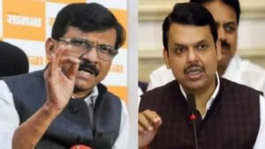 BJP leader trying to mess up health system in Maharashtra remdesivir injection and oxygen says Shivsena