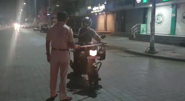 Pimpari-Chinchwad Night Curfew06