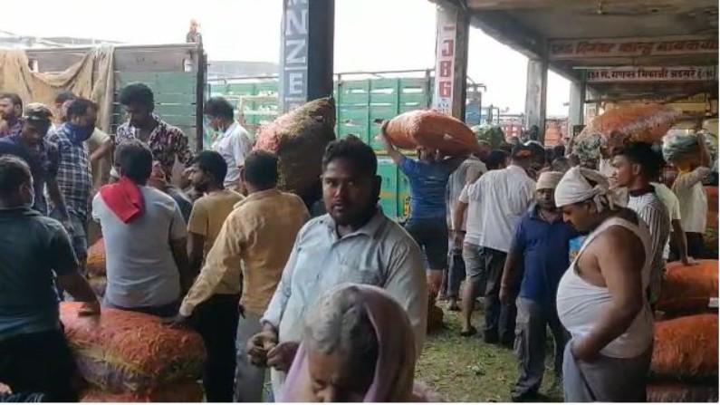 Navi Mumbai Market