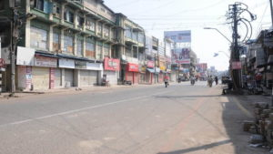Partial lockdown in Nashik