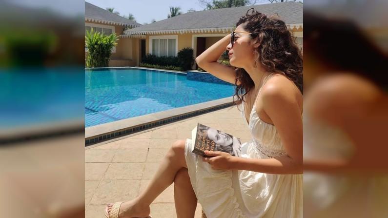 Mithila Palkar, Vacation Photos