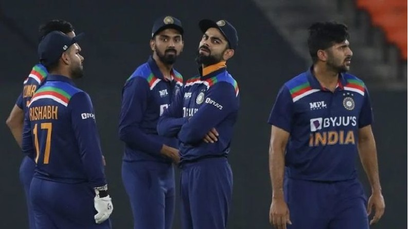 india Vs England 5th T20 40 percent of match Fined Due To Slow over Rate