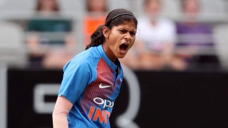 indian women cricket team, Team India, Radha Yadav, 50 wickets in t20i, Nahida Akhtar, Sophie Ecclestone,