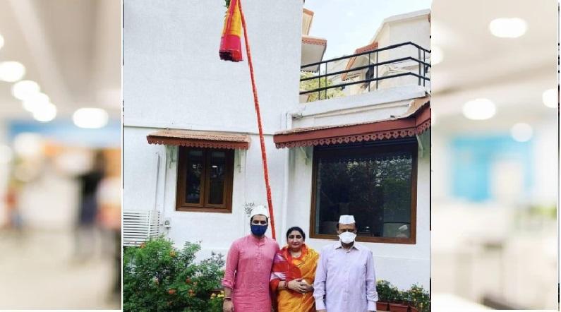 Ajit Pawar Gudhi Padwa 4