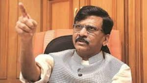 Shivsena MP Sanjay Raut