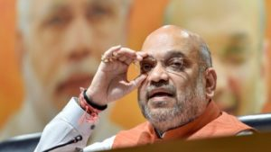 Amit Shah denied that increase in Coronavirus patients due to election rallies