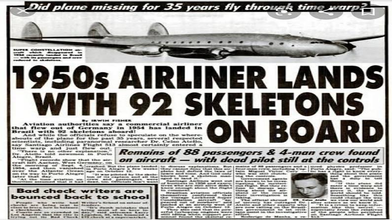 Plane land news
