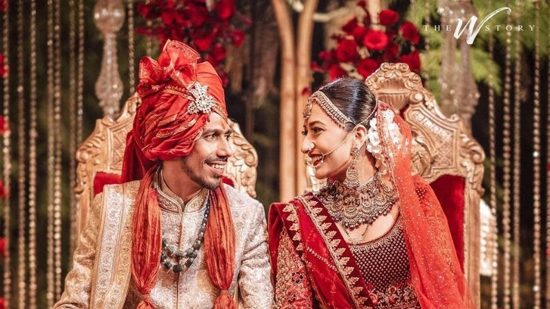 Love Story of Yuzvendra Chahal and his wife Dhanashree