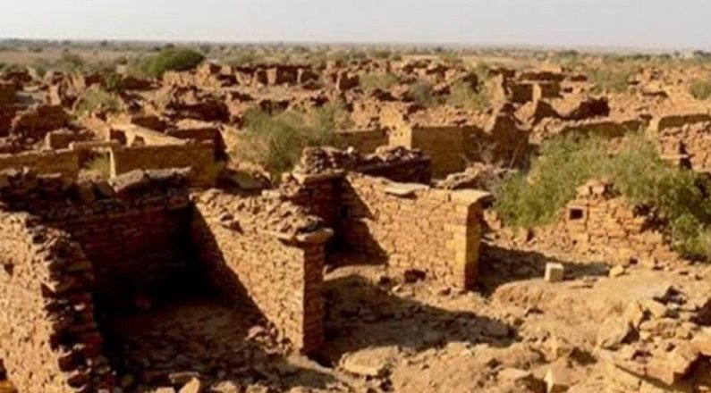 Rajasthan Kuldhara village