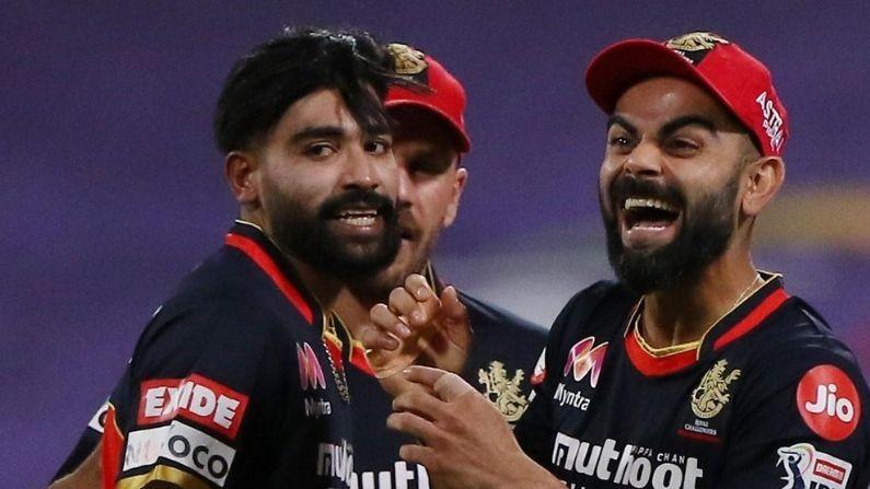 indian Captain Virat kohli always Support me Says Bowler Mohammed Siraj