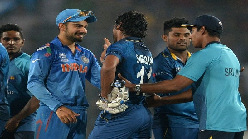 Virat Kohli become First Player Play ICC All Tournament final