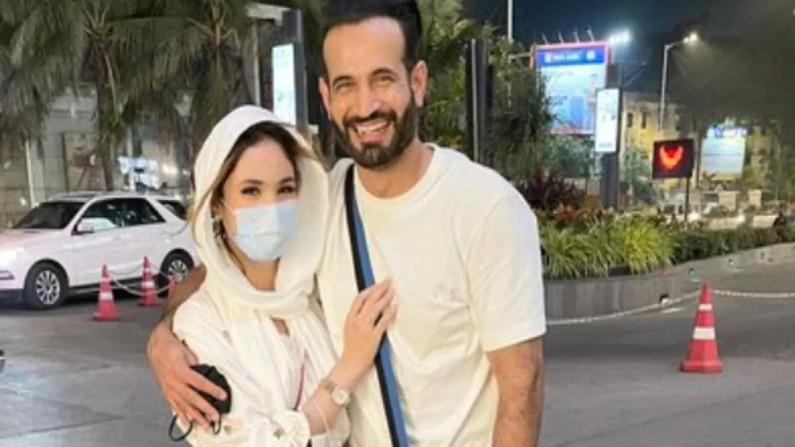 Irfan Pathan Wife Safa Baig Former Saudi Arab Model