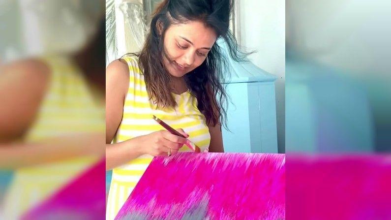 paintings by Prarthana Behere