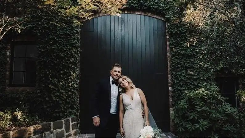 Australian Captain Aaron Finch And Amy Finch Love Story