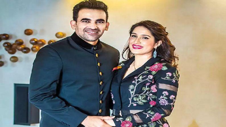 zaheer khan And Sagarika Ghatge love Story