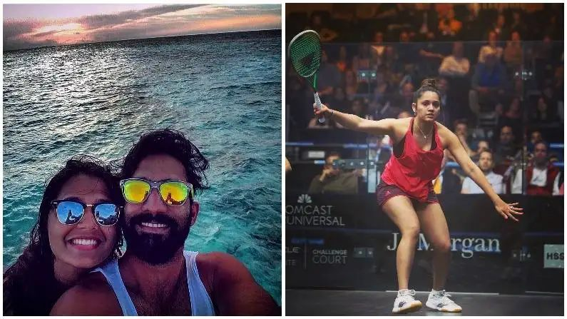 india Tour of England ishant Sharma wife pratima Singh And Dinesh karthik Wife dipika pallikal