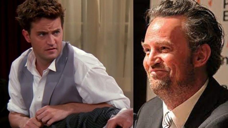 Matthew Perry as Chandler Bing 2